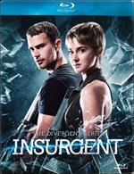 The Divergent Series: Insurgent 3D. Limited Edition (Blu-ray + Blu-ray 3D)