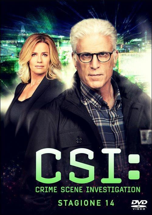 CSI. Crime Scene Investigation. Stagione 14 (3 DVD) di Alec Smight,Brad Tanenbaum,Jeffrey G. Hunt - DVD