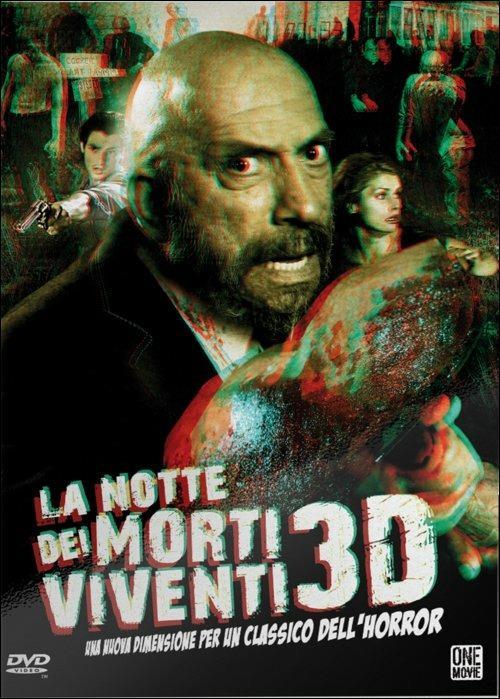 La notte dei morti viventi 3D di Jeff Broadstreet - DVD