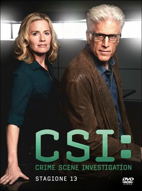 CSI. Crime Scene Investigation. Stagione 13 (6 DVD) di Alec Smight,Brad Tanenbaum,Jeffrey G. Hunt - DVD