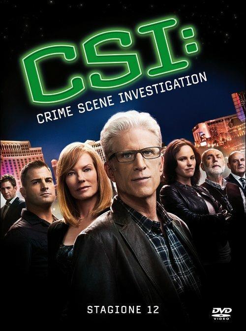 CSI. Crime Scene Investigation. Stagione 12 (6 DVD) di Alec Smight,Brad Tanenbaum,Jeffrey G. Hunt - DVD