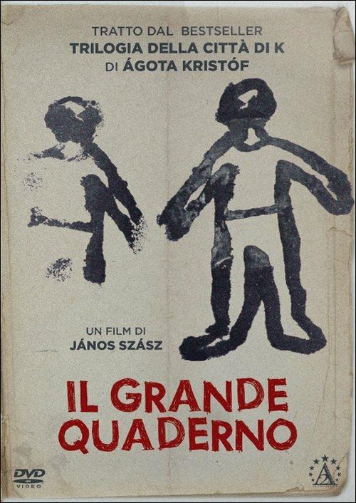 Il grande quaderno di Janos Szasz - DVD
