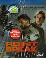 Point Break (Blu-ray + Blu-ray 3D)