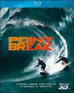 Point Break 3D. Limited Edition (Blu-ray + Blu-ray 3D)