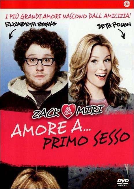 Zack & Miri. Amore a... primo sesso di Kevin Smith - DVD