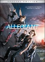 The Divergent Series: Allegiant (DVD Special Edition)