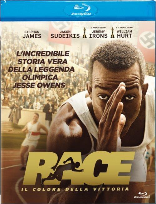 Race. Il colore della vittoria di Stephen Hopkins - Blu-ray