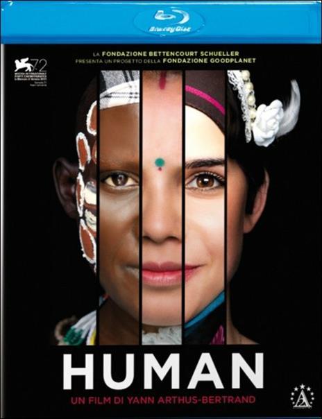 Human di Yann Arthus-Bertrand - Blu-ray