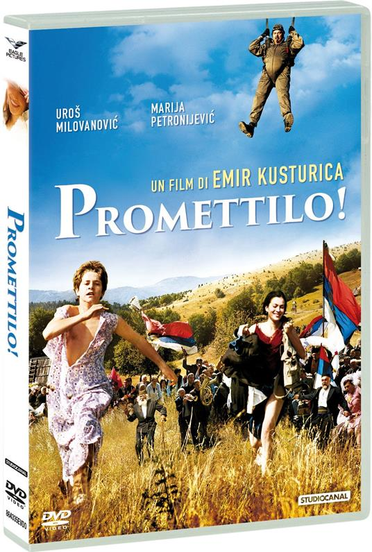 Promettilo! (DVD) di Emir Kusturica - DVD