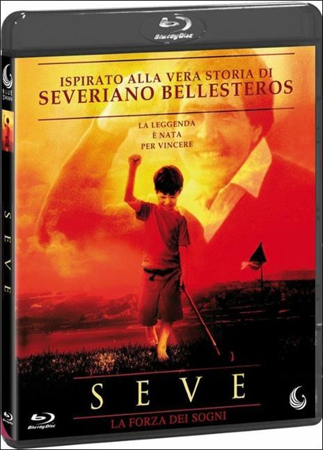 Seve. La forza dei sogni (Blu-ray) di John Paul Davidson - Blu-ray