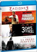 Azione 3. Limited Edition (3 Blu-ray)