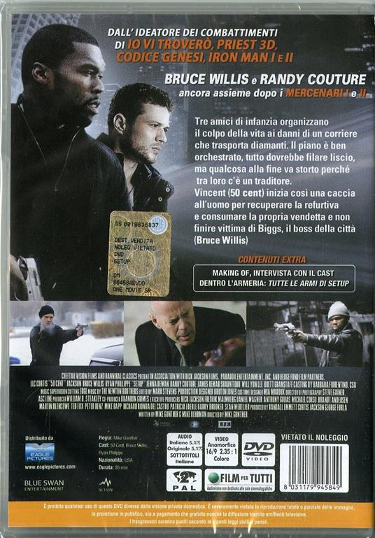 Setup di Mike Gunther - DVD - 2