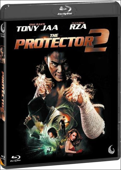 The Protector 2 di Prachya Pinkaew - Blu-ray
