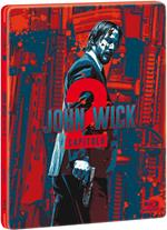 John Wick. Capitolo 2. Con Steelbook (Blu-ray)