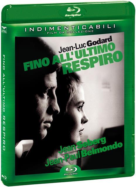 Fino all'ultimo respiro (Blu-ray) di Jean-Luc Godard - Blu-ray