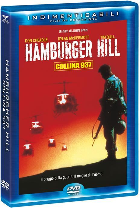 Hamburger Hill (DVD) di John Irvin - DVD