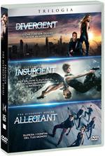 Divergent. La trilogia (3 DVD)