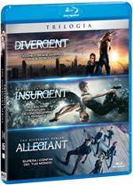 Divergent. La trilogia (3 Blu-ray)