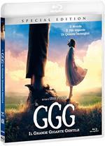 Il GGG. Il Grande Gigante Gentile. Edizione speciale (Blu-ray)