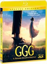 Il GGG. Il Grande Gigante Gentile. Edizione speciale (Blu-ray + Blu-ray 3D)