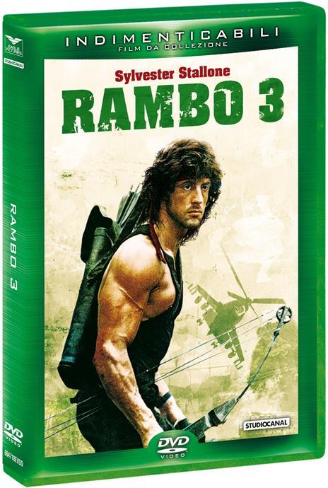 Rambo III (DVD) di Peter MacDonald - DVD