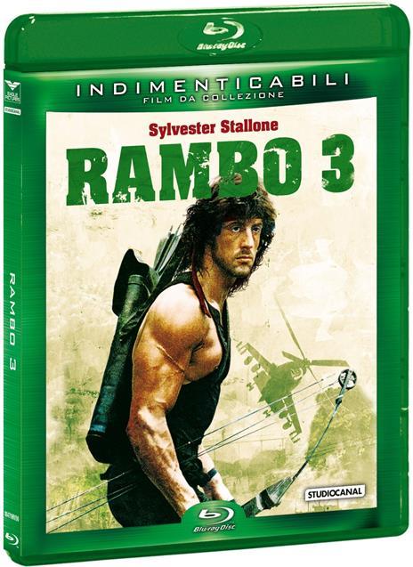 Rambo III (Blu-ray) di Peter MacDonald - Blu-ray