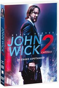 John Wick. Capitolo 2 (DVD)
