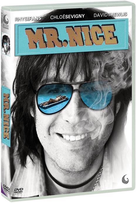 Mr. Nice (DVD) di Bernard Rose - DVD