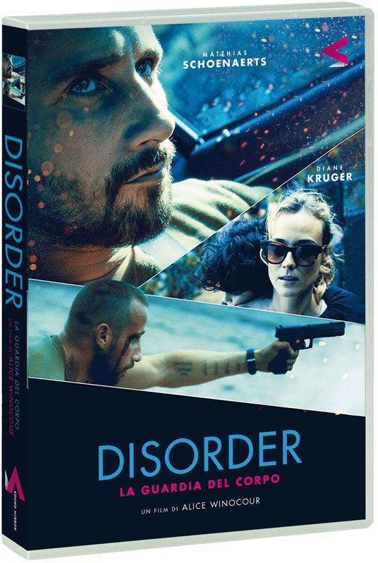 Disorder. La guardia del corpo (Maryland) (DVD) di Alice Winocour - DVD