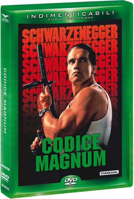 Codice Magnum (DVD) di John Irvin - DVD