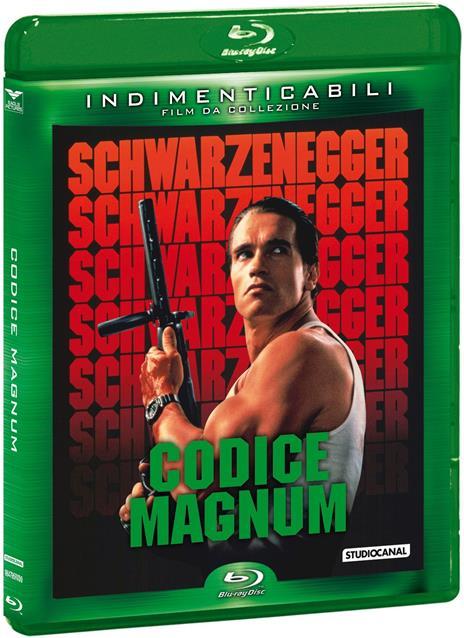Codice Magnum (Blu-ray) di John Irvin - Blu-ray