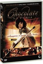 Chocolate. La furia (DVD)