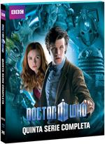 Doctor Who. Stagione 5. Serie TV ita - New Edition (Blu-ray)