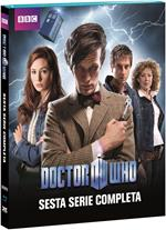 Doctor Who. Stagione 6. Serie TV ita - New Edition (Blu-ray)