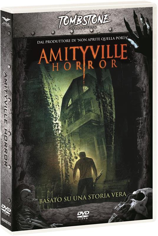 Amityville Horror. Special Edition. Con card tarocco da collezione (DVD) di Andrew Douglas - DVD