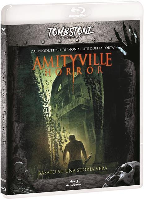 Amityville Horror. Special Edition. Con card tarocco da collezione (Blu-ray) di Andrew Douglas - Blu-ray