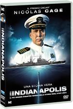 USS Indianapolis. Il più grande disastro navale nella storia degli Stati Uniti (DVD)