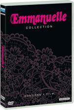 Cofanetto Emmanuelle (4 DVD)