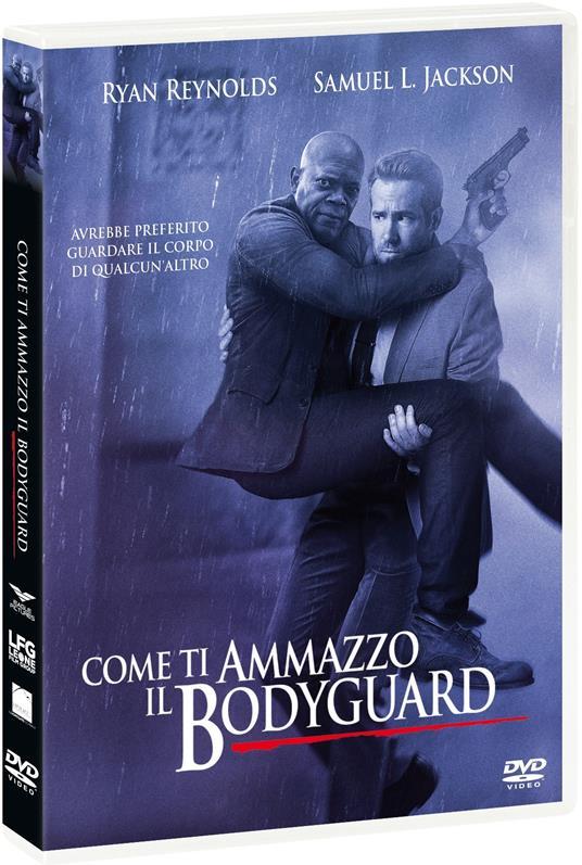 Come ti ammazzo il bodyguard (DVD) di Patrick Hughes - DVD