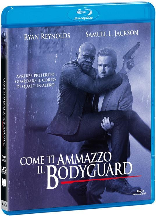 Come ti ammazzo il bodyguard (Blu-ray) di Patrick Hughes - Blu-ray