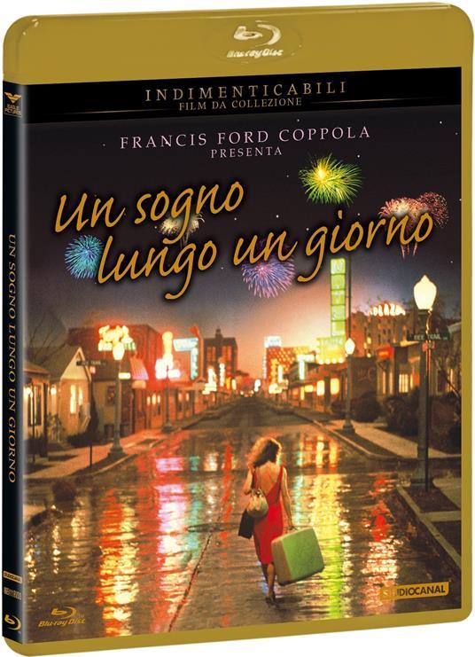 Un sogno lungo un giorno (Blu-ray) di Francis Ford Coppola - Blu-ray