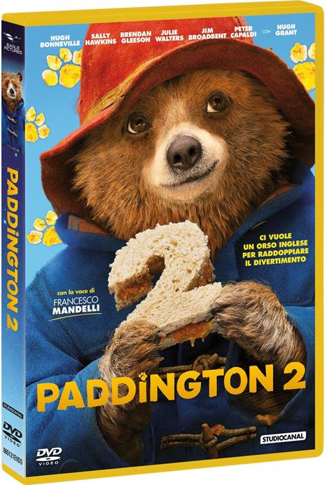 Paddington 2 (DVD) di Paul King - DVD