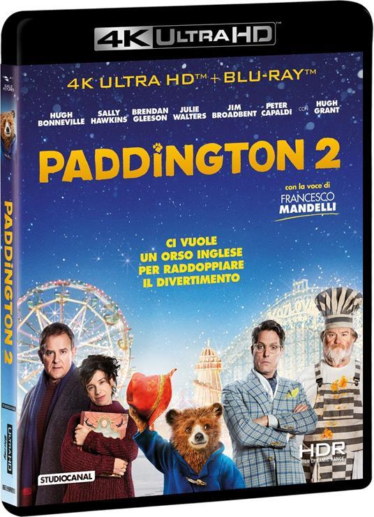 Paddington 2 (Blu-ray + Blu-ray 4K Ultra HD) di Paul King
