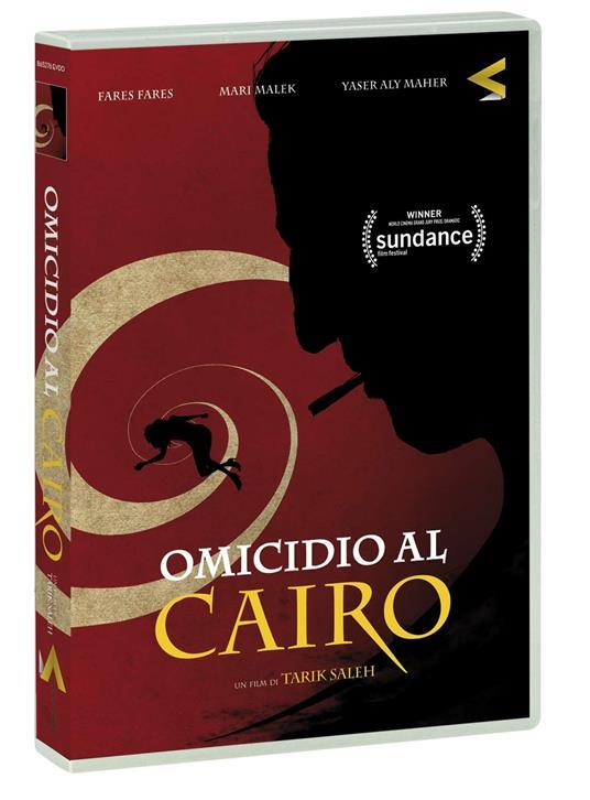 Omicidio al Cairo (DVD) di Tarik Saleh - DVD