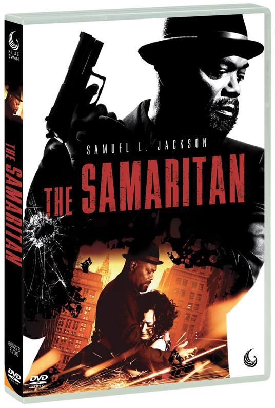 The Samaritan (DVD) di David Weaver - DVD