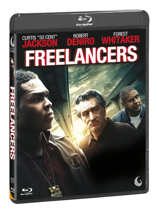 Freelancers (Blu-ray) di Jessy Terrero - Blu-ray