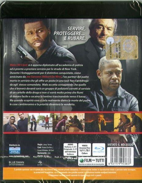 Freelancers (Blu-ray) di Jessy Terrero - Blu-ray - 2