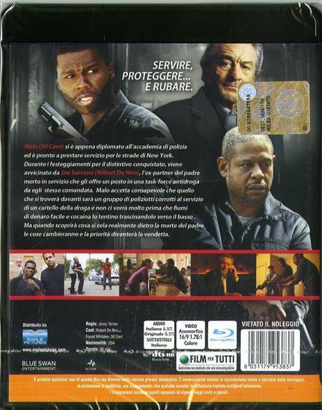 Freelancers (Blu-ray) di Jessy Terrero - Blu-ray - 3