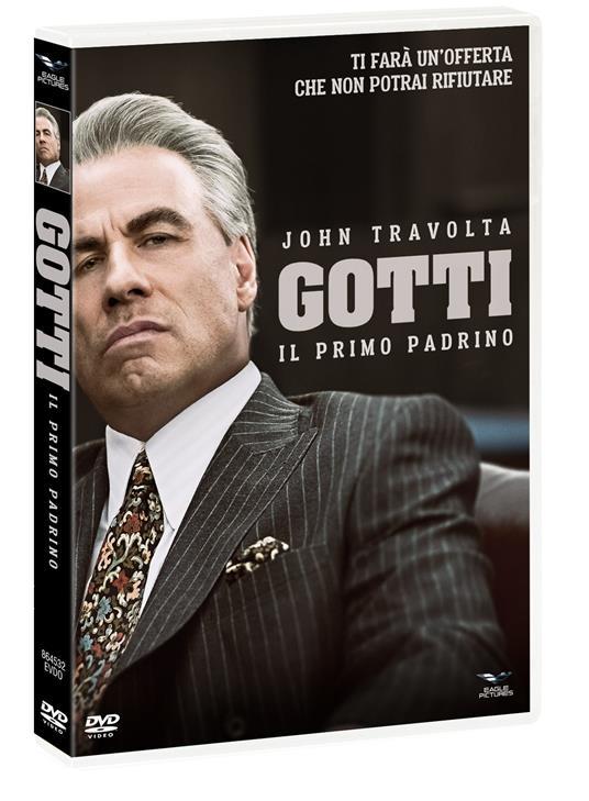 Gotti. Il primo padrino (DVD) di Kevin Connolly - DVD
