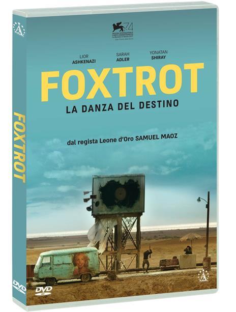 Foxtrot. La danza del destino (DVD) di Samuel Maoz - DVD